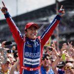 安田記念(2017)のプレゼンターはなし、サインは佐藤琢磨のインディ500優勝?